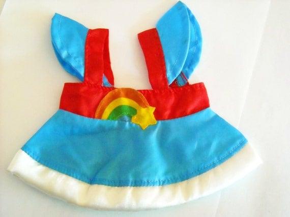 Reserved for Sara P........Vintage Rainbow Brite Doll Dress