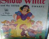 Weekly Planner 2016 added to Disney Vintage Altered LIttle Golden Book, Journal, Note Card Set