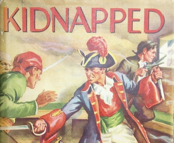 a review of robert louis stevensons kidnapped Spirited, romantic, and full of danger, kidnapped is robert louis stevenson's classic of high adventure beloved by generations, it is the saga of david balfour, a.