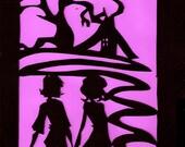 Hansel and Gretel Print