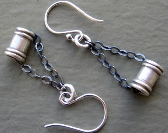 Tube Earings