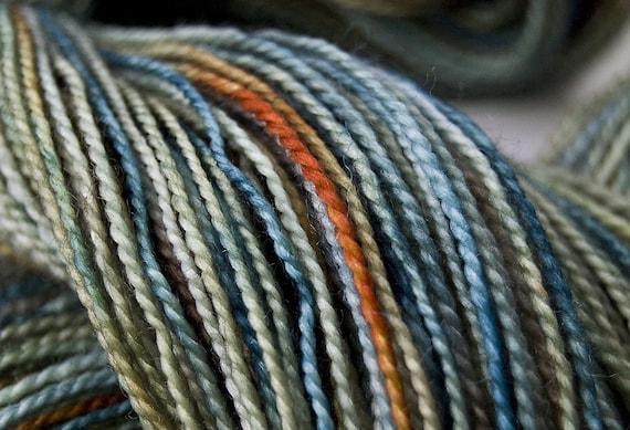 BRON-YR-AUR STOMP Superwash Fingering Weight Sock Yarn