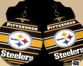 Large Pittsburgh Earrings