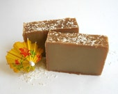 The Cabana Boy . Soap . Vegan . Cold Process . Coconut Milk . 4 - 5 oz