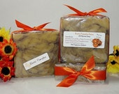 Reserved for Lisa2007 3 bars Rustic Pumpkin Fragrance Free All Natural Soap 5.5oz