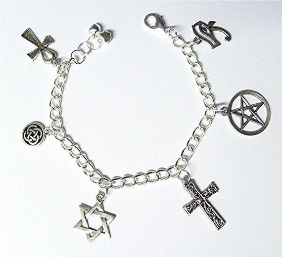 supernatural winchester s protection charm bracelet
