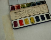 Milton Bradley Watercolors