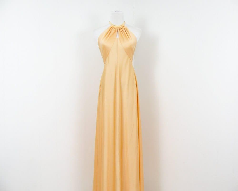 1970s Prom Dresses 9