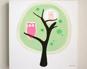 Mod Owl Spring- As Seen on the Today Show on NBC 2012