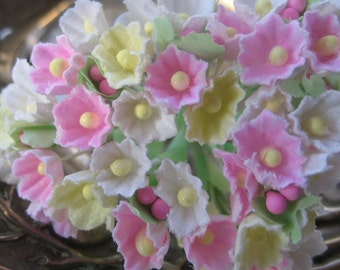 Forget Me Nots Flowers An Old Fashioned Favorite in Candy Mix 1 Bouquet