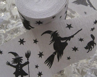 Germany Halloween Crepe Paper Streamer Roll