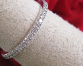 Diamond Band - 18K White Gold -- Special Listing Josh and Nikki