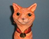 custom order TEDDY CAT for Shannon