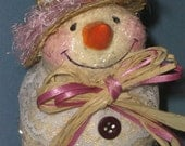 custom order COUNTRY SNOWGIRL for Shannon