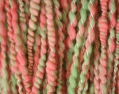 WATERMELON SWIRL -- HANDSPUN YARN