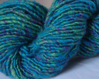 NEW WAVE -- Handspun Yarn