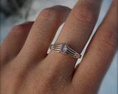 Magical Tanzanite Ring