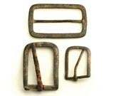 Buckle Up - Vintage Metal Buckles