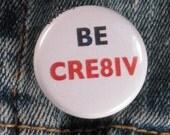 Be Creative Button