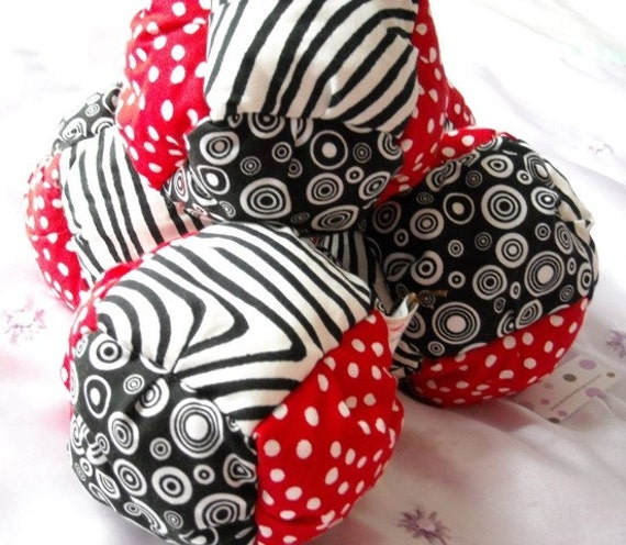 Red Black White Pattern Babies Black Red And White Pattern