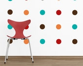 Circles - 20 Graphics at 6 inches - Vinyl Wall Decal Sticker