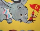 vintage golden book dumbo