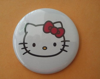 Pocket Mirror - ADORABLE Hello Kitty