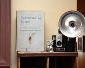 Vintage Book Clock - Understanding Fiction-