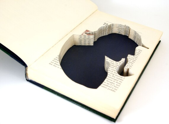 Hollow Book Safe -The Return of Sherlock Holmes with Sherlock Cut-Out