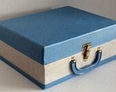 1950's Sonic  Portable Record Player W Warranty