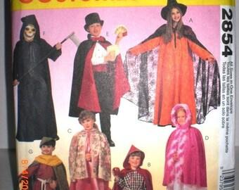 Children's Fairy Tale Costume Pattern