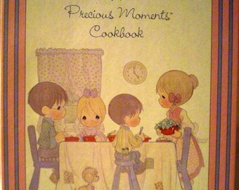 The Precious Moments Cookbook
