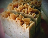 Oatmeal Milk and Honey Deluxe cold process soap