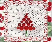 Christmas Holiday Art Quilt