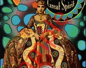 Thank you Great Spirit-4x6inch Postcard