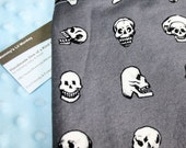 Day of the Dead Wet Bag - regular size - not just for diapers