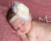 Baby headband,Baptism headband,Baby Headband,Baby Girls Headbands,newborn headbands,baptism