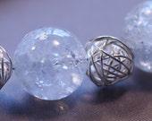 SALE-Cirrus-(Blue Cracked Quartz and Thai Karen Hill Tribe Silver)
