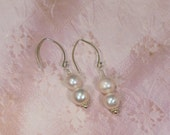 Not Your Mothers Pearl Earrings