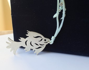 Your Lucky Goldfish Necklace