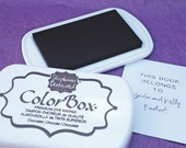 BLACK Color Box by Stephanie Barnard Dye Ink Pad
