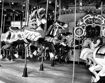 Carousel in Central Park