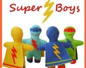Super Hero Doll Kit