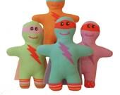 Doll Kit Super Hero Girls