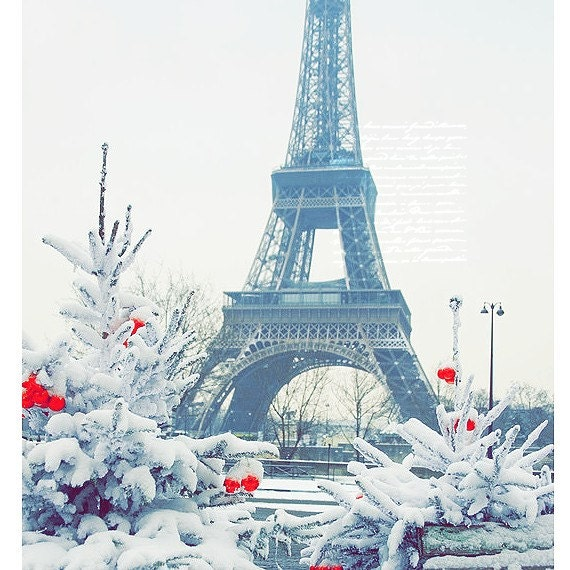 Paris Valentine - Premade Etsy banner and avatar set
