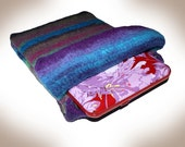 Custom Felted Laptop / iPad / eReader Cover