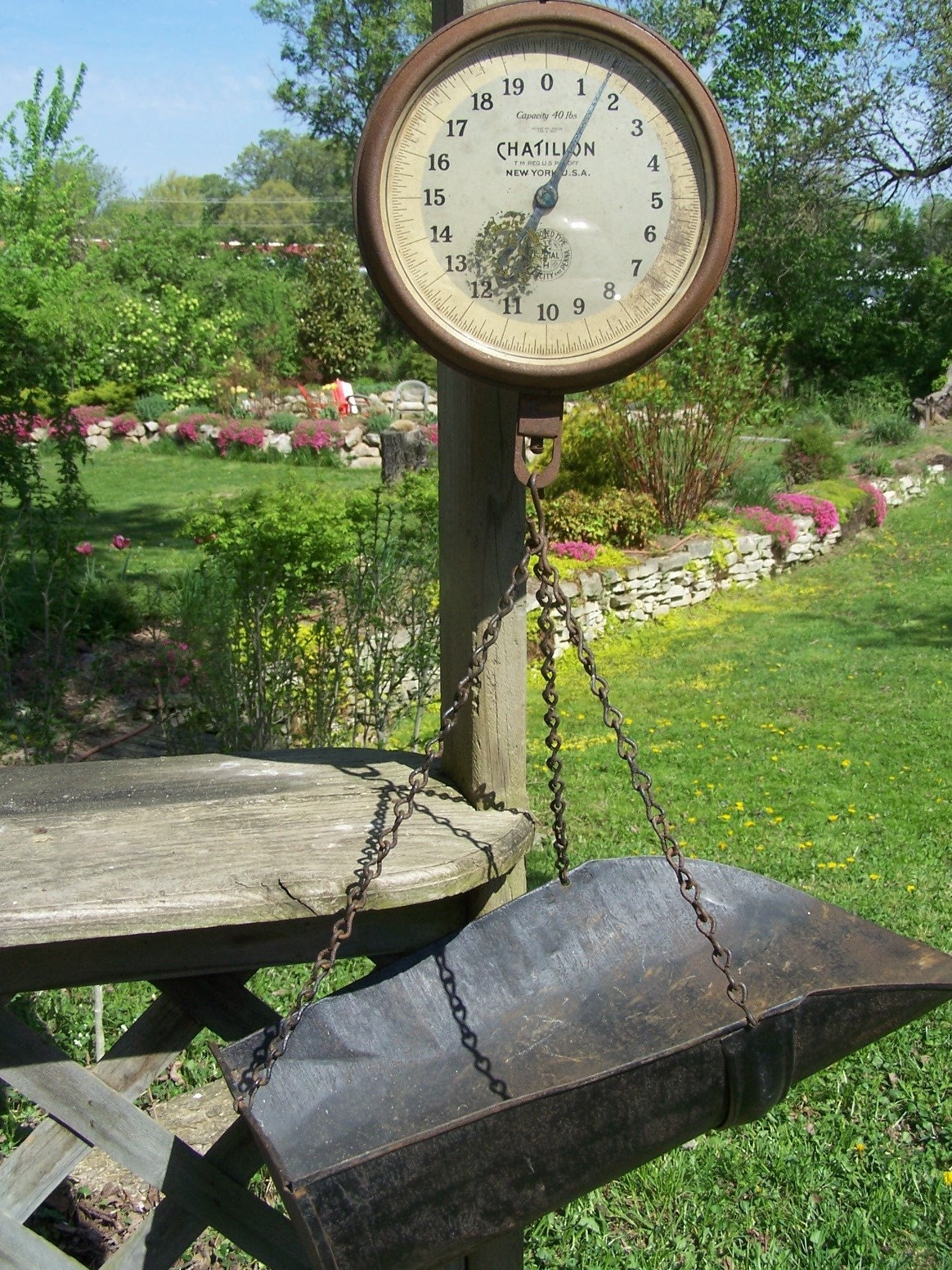 Antique Hanging Scale By Shanelilyrain On Etsy