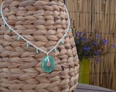Poolside Cocktail (necklace)