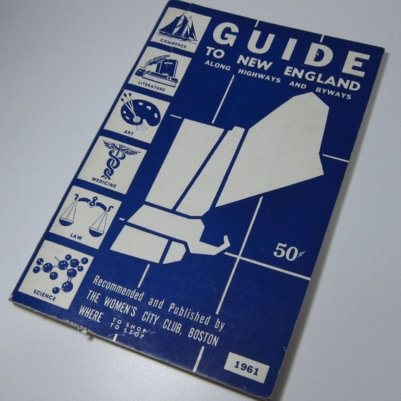 1961 Guide to New England