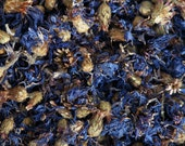 Blue Cornflower Petals . Herbal Alchemy . One Ounce . Love, Finding Your Soul Mate, Sex, Fertility, Abundance, Psychic Power